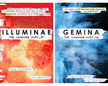 "January: ""Gemina"" by Jay Kristoff and Amie Kauffman, cause ..."