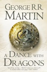 The Wertzone: New UK cover art for A DANCE WITH DRAGONS