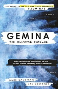 Planet Print: Review: Gemina by Amie Kaufman and Jay Kristoff