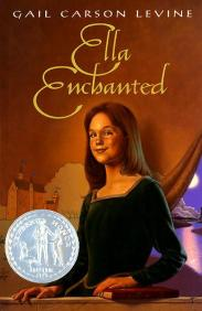 Teen Picks: Ella Enchanted by Gail Carson Levine