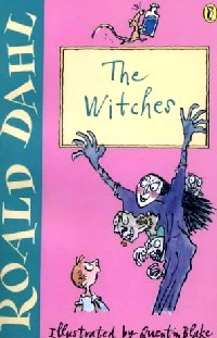 Ruma 25's Blogspot!: The Witches