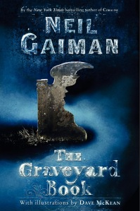 Wicked Awesome Books: The Graveyard Book by Neil Gaiman