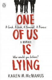 Mama Mummy Mum: One Of Us Is Lying February Book of the Month